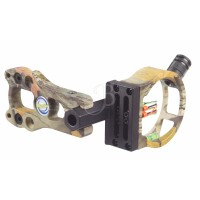 Booster viseur chasse 5 pins 0.29 camo