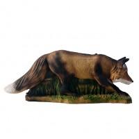 Imago cible 3D renard en chasse