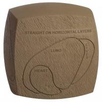 Glendel 3D TARGET FULL-RUT BUCK INSERT
