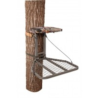 "SUMMIT Treestand STOOP HANG ON STAND 25""X25""PL"