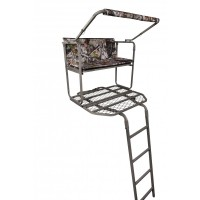 SUMMIT DUAL PRO 2MAN LADDER+FOLD/SEAT