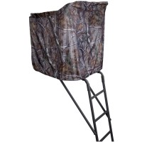 SUMMIT DUAL PRO LADDER STAND BLIND