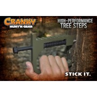 Cranky Hunt'n Gear TREE STEPS 3PK