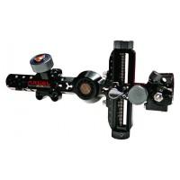 "Axcel viseur AX3000 EXTENSION 6"" BLACK DAMPER"