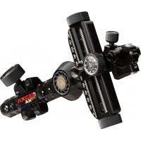 "Axcel viseur AX3000 EXTENSION 9"" BLACK DAMPER"