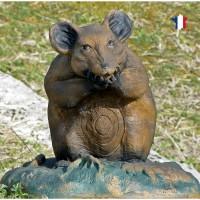 LPSA blason 2D RAT DE FACE