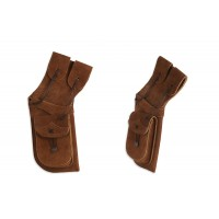 BUCK TRAIL carquois holster TRADITIONAL 42cm BUCKSKIN MARRON CLAIR