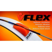 FLEX V-FLEX LIMB-STRING DAMPER