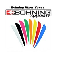 "Bohning plume plastique KILLER 4"""