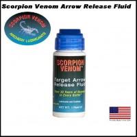 SCORPION VENOM tube lubrifiant fleche