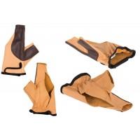 BUCK TRAIL gant cuir pour main d'arc