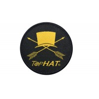 TOPHAT patch ROND CHAPEAU