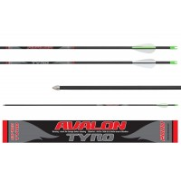 AVALON FLECHES CARBONE TYRO 4.2